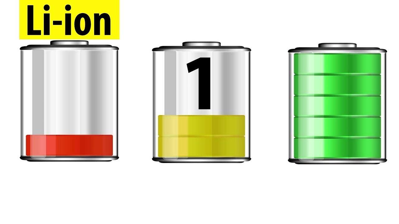 Как правильно пользоваться Li-ion аккумулятором