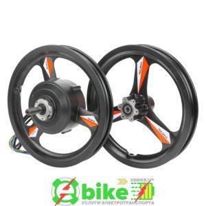 Литые Редукторные мотор-колеса 14′ 240W 350W 500W 36v 48v Модель QH-YM3(14)
