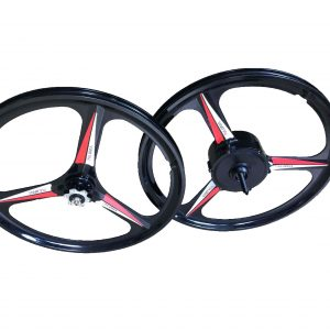 Литые Редукторные мотор-колеса Navigate 24′ 240W 350W 500W 36v 48v Модель JB-24''