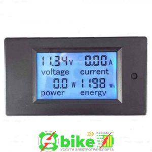 Ваттметр,Амперметр,Вольтметр PeaceFair PZEM-031 LCD DC 6,5V-100V / 20A