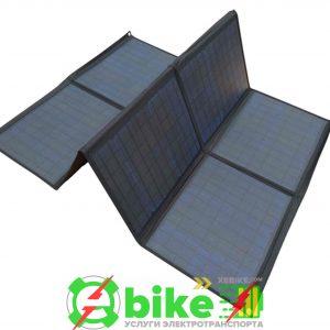 Комплект складной монокристаллической солнечной панели 12В 24В 200Вт 300Вт