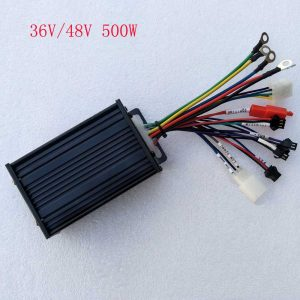 Синусный спецконтроллер датчик PAS электронный тормоз EABS 36V 48V 500W